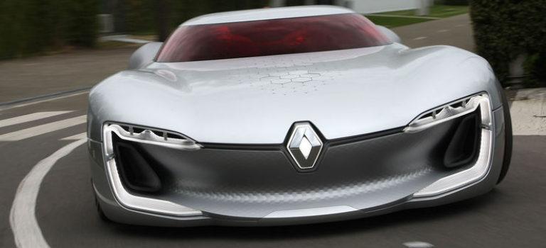 Νέο βραβείο σχεδιασμού για το εντυπωσιακό Renault TreZor