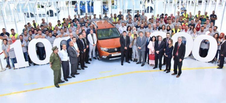Renault: 100.000 αυτοκίνητα από την μονάδα παραγωγής στην Αλγερία!