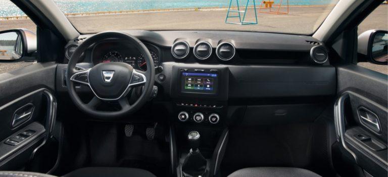 Τα συστήματα πολυμέσων/ψυχαγωγίας του νέου Dacia Duster 2018