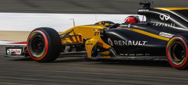 F1   Η Renault άφησε να εννοηθεί αλλαγή χρωμάτων για την σεζόν του 2018