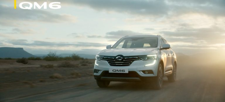 Η Renault Samsung προσθέτει βενζινοκίνητη έκδοση στην γκάμα του QM6