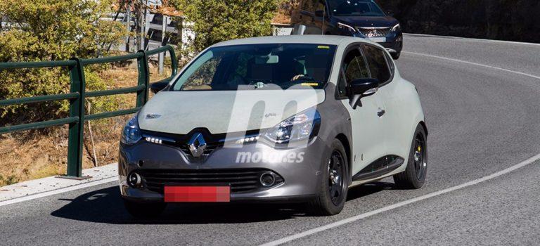 Η Renault δουλεύει πάνω στην νέα γενιά Clio V (pics)