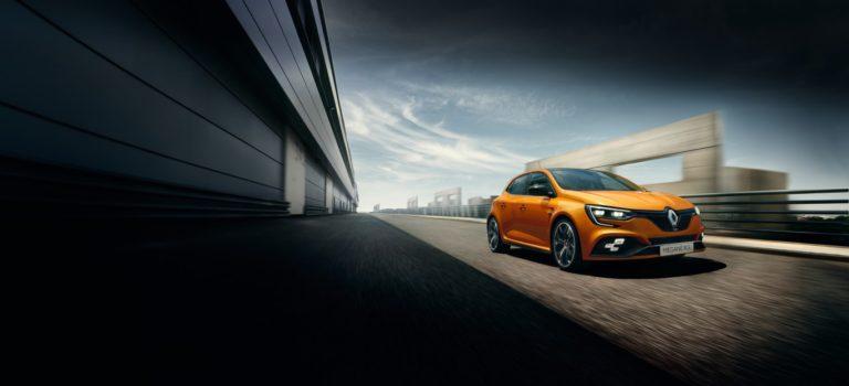 Επίσημο: Η Renault παρουσιάζει το ολοκαίνουργιο MÉGANE R.S.