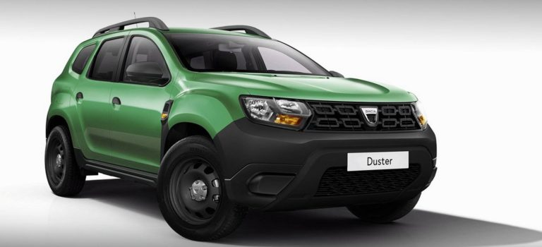 [Rendering] Dacia Duster pick-up, και τρίθυρη έκδοση