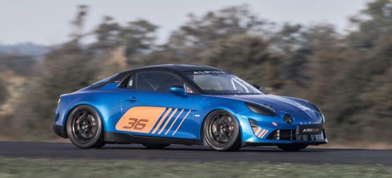 Επίσημο | Παρουσιάστηκε η νέα Alpine A110 Cup: ένα γνήσιο αγωνιστικό αυτοκίνητο για τις σπουδαιότερες Ευρωπαϊκές πίστες