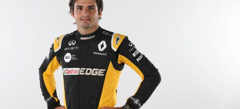 F1 | Οι πρώτες φωτογραφίες του Carlos Sainz Jr με τη Renault (pics)