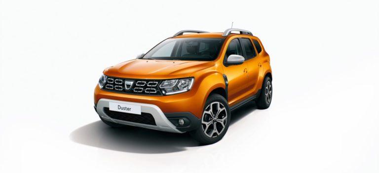 Στην Ελλάδα η Παγκόσμια παρουσίαση του νέου Dacia Duster!