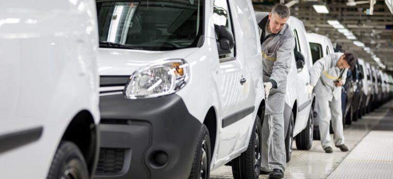 Γαλλία | Renault και Nissan, μεταξύ άλλων θα δοκιμάσουν πρώτοι το ρομπότ εφοδιαστικής TwinswHeel