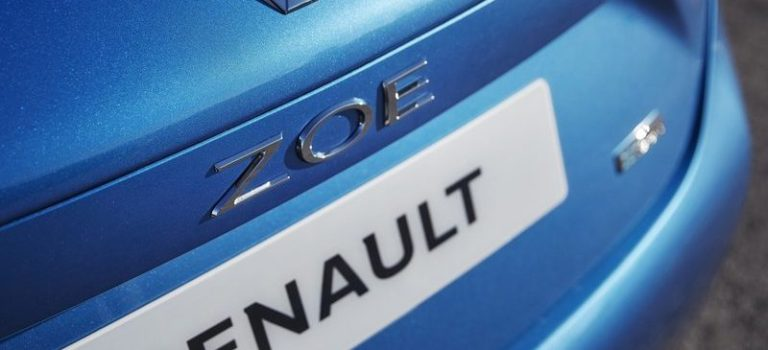 Γαλλία – Ηλεκτρικά οχήματα | +37,5% το Σεπτέμβριο, Βασιλιάς το Renault ZOE
