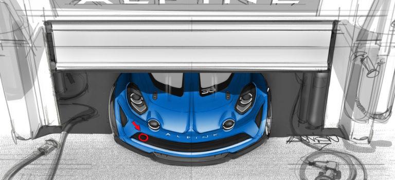 Το νέο Alpine A110 Cup θα παρουσιαστεί στις 26 Οκτωβρίου!