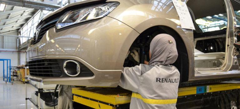 Η Renault Αλγερίας αγόρασε 50.000 ιρανικά ελαστικά