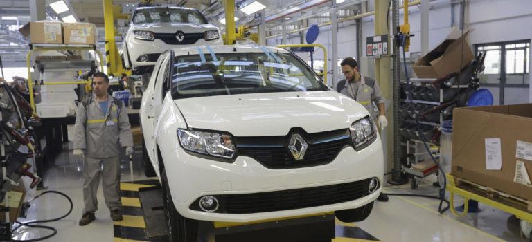 18.000 σασί της Avtovaz θα αποσταλούν στο εργοστάσιο παραγωγής της Renault Αλγερίας για το 2017