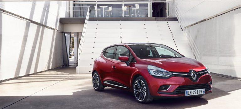 Το 2018 αρχίζει η παραγωγή του Renault Clio 4 στην Αλγερία