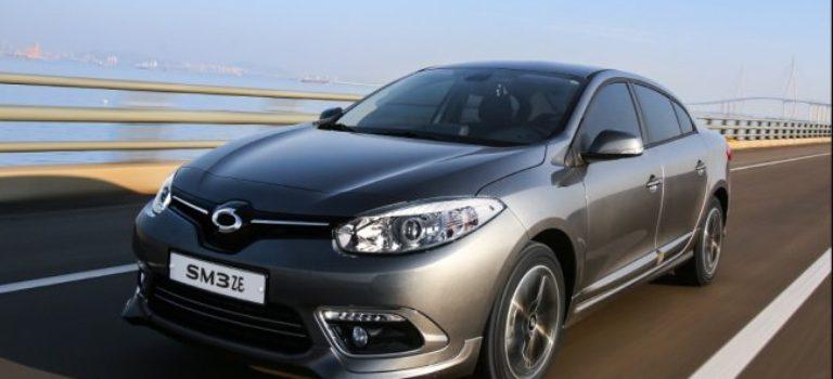 Νότιος Κορέα | Η Renault Samsung παρουσιάζει το ανανεωμένο ηλεκτρικό SM3 Z.E.