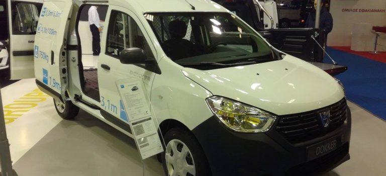 Ελλάδα | Η Renault/Dacia στην έκθεση Cargo Truck & Van 2017