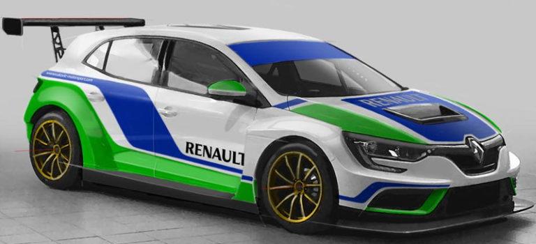 Η Vuković Motorsport αποκαλύπτει τον πρώτο πελάτη του Renault Megane TCR