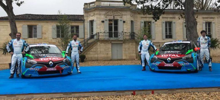 Το Renault Captur στο Trophy Andros 2018