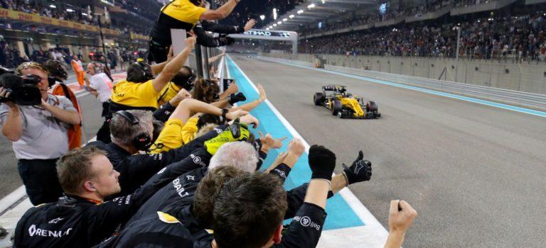 Grand Prix Abu Dhabi 2017 | Αποστολή εξετελέσθει, 6η θέση στο Πρωτάθλημα Κατασκευαστών για την Renault