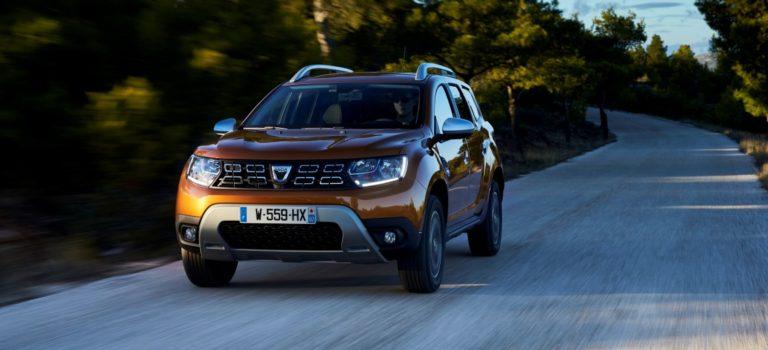 Dacia: Ξεκίνησαν οι δοκιμές του Duster στην Ελλάδα
