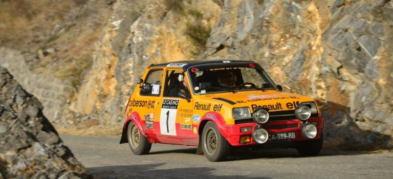 Η Renault Classic θα συμμετάσχει στο 21ο Ιστορικό Rallye Monte-Carlo