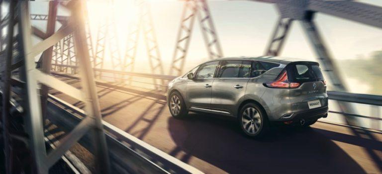Κίνα | Το Renault Espace V διαθέσιμο με τον TCe 225