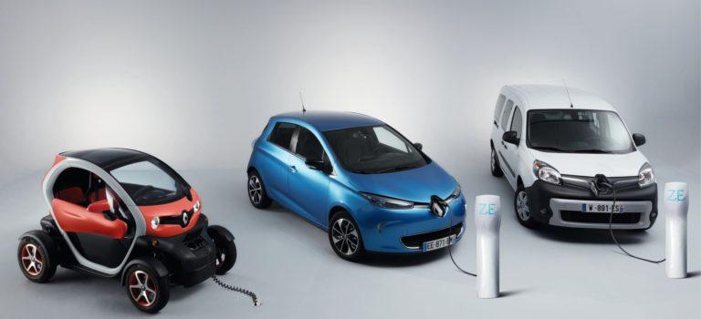 Οι αθροιστικές πωλήσεις ηλεκτρικών οχηματων της Renault ξεπερνούν τις 120.000