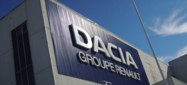 Ρουμανία | Δυναμική διαδήλωση των εργαζομένων της Dacia (vid)