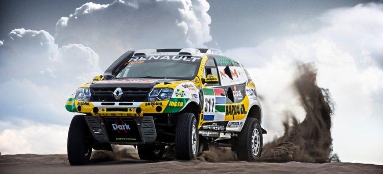 Dakar 2018 | Η Renault Sport ανακοίνωσε το οδηγικό δίδυμο