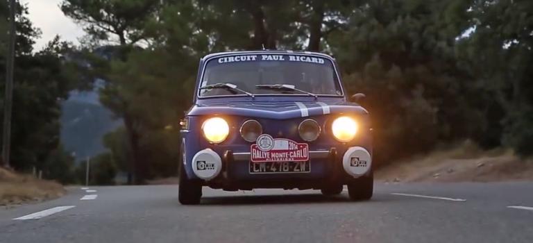 Renault 8 Gordini | Όταν το 'R8' δεν σήμαινε Audi (vid)