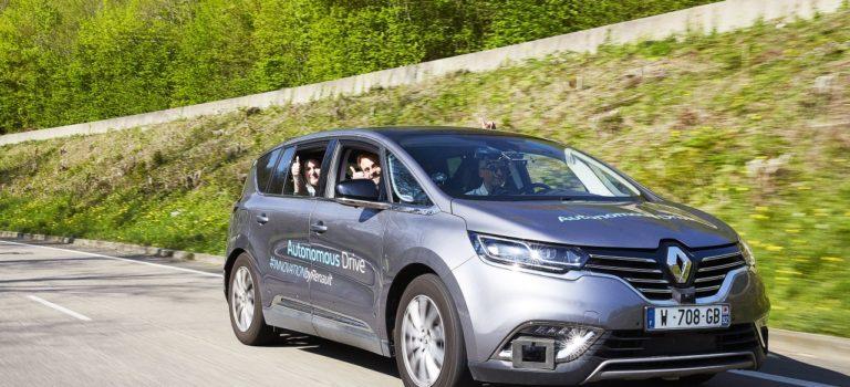 Η Continental πυλώνας του προγράμματος αυτόνομων οχημάτων των Renault-Nissan-Mitsubishi