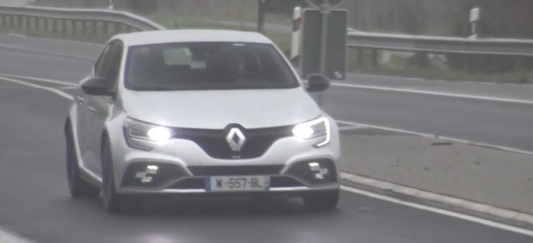 Το νέο Renault Megane RS θέλει να γίνει ο νέος βασιλιάς FWD στο Nurburgring (vid)