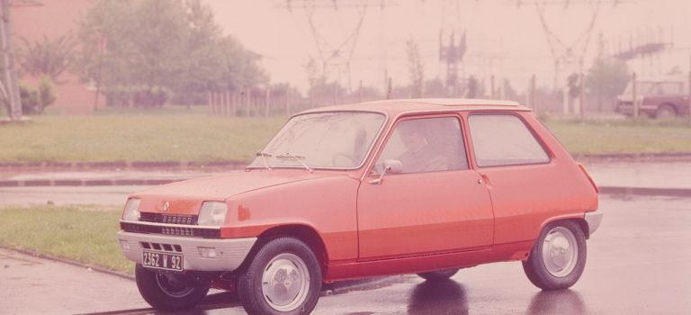{Stories} Ηλεκτρικό Renault 5: ο πρόγονος του Renault Zoe (vid)