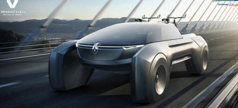 Renault Subtil, ένα τρελό πρωτότυπο από το Michelin Design Challenge