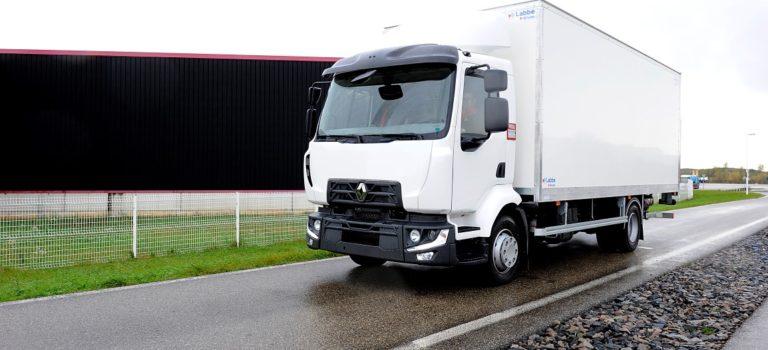 Το 100% ηλεκτρικό φορτηγό της Renault Trucks