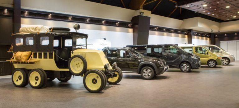 Renault, πάνω από έναν αιώνα εμπειρίας σε ελαφρά επαγγελματικά οχήματα