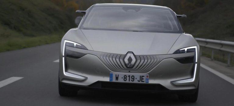 Renault SYMBIOZ Demo car: τεχνολογίες για την ευεξία ταξιδιού
