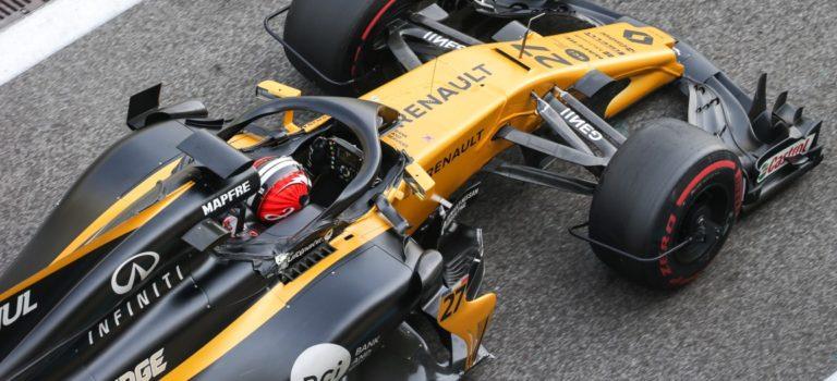 F1 | Η Renault θέλει να βρίσκεται μεταξύ των 3 κορυφαίων ομάδων σε χιλιόμετρα δοκιμών
