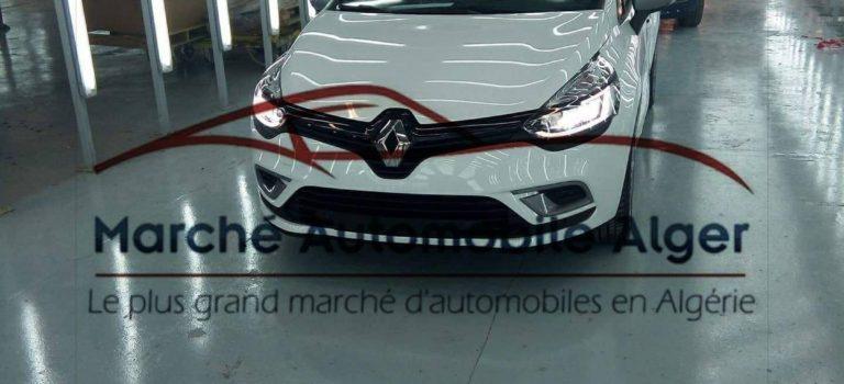 Αλγερία | Έτοιμα το πρώτα Renault Clio 4 (pics)