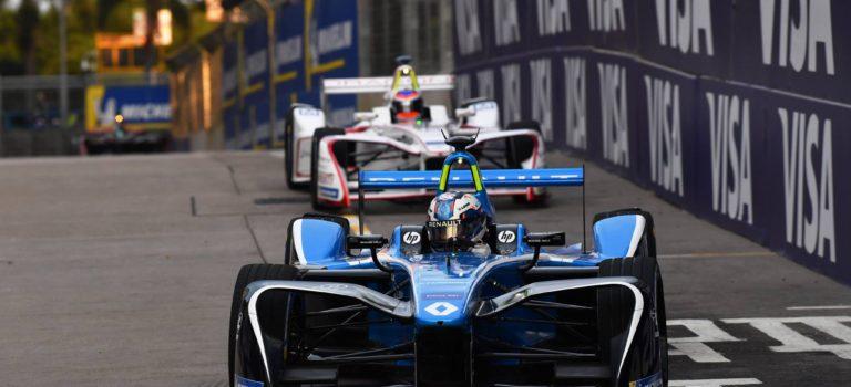 Formula E Χονγκ Κονγκ 2017 | Δύσκολος πρώτος αγώνας για την Renault