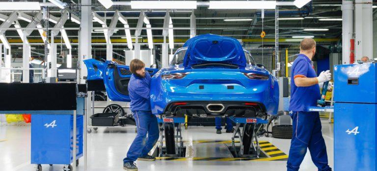 Η Renault μετατρέπει την Διέππη σε μονάδα παραγωγής υψηλού επιπέδου