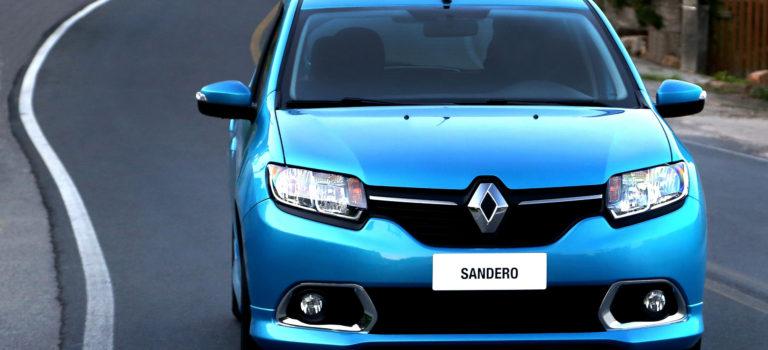 Το Renault Sandero αναμένεται να κάνει ντεμπούτο στην Ινδική αγορά αυτοκινήτου