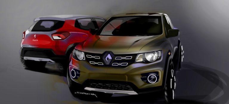 Η Renault εργάζεται σε περισσότερα entry level οχήματα για την Ινδία