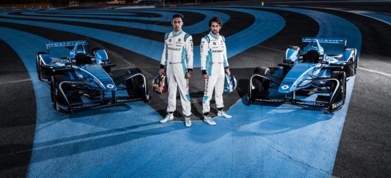 FE | Renault e.dams season 4 // 2017-2018