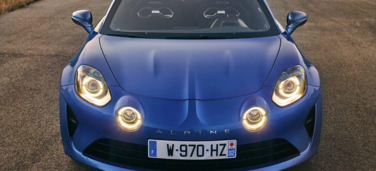 Πρώτο βραβείο για την Alpine A110 Première Édition