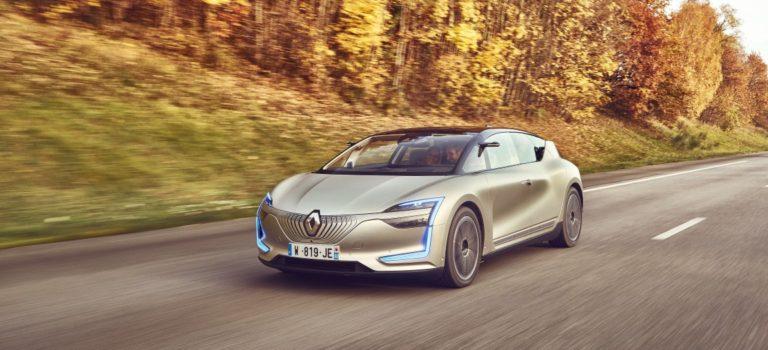 Renault SYMBIOZ: Εμπειρία του αύριο σήμερα – αυτόνομη, ηλεκτρική και συνδεδεμένη (pics/vid)