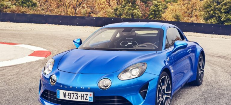 Η Alpine θα εισέλθει στην αγορά της Κίνας