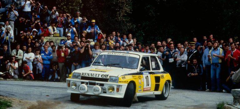{Stories} Το Tour de Corse 1982 με τον Jean Ragnotti