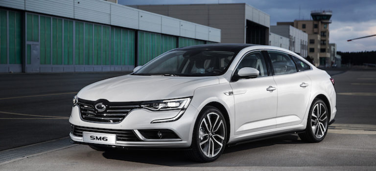 Η παραγωγή του Renault Samsung SM6 έπιασε τις 100.000 μονάδες