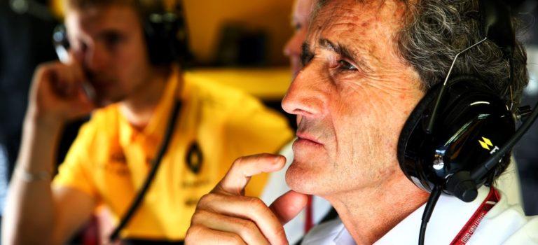 F1 | O Prost επικεντρώνεται στο Top 5 ως στόχος της Renault για το 2018