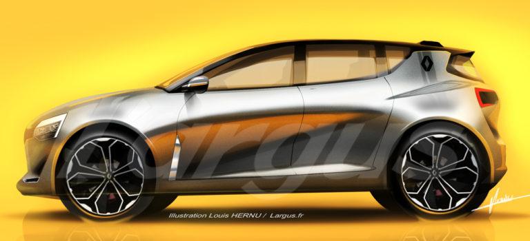 Ντεμπούτο στην έκθεση του Παρισιού για το νέο Renault Clio 5, αβέβαιοι οι πετρελαιοκινητήρες